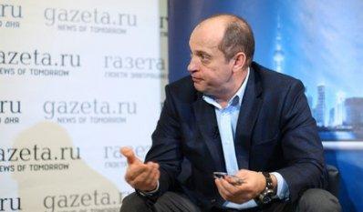 Онлайн-интервью Сергея Прядкина