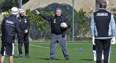 Еще одна тренерская замена
