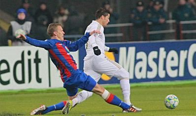 ЦСКА не вышел в четвертьфинал Лиги чемпионов