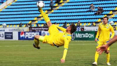«Ростов» обыграл нальчикский «Спартак»