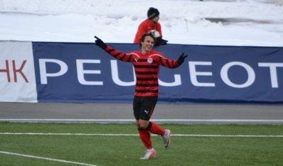 Субботин стал лучшим игроком 5-го тура МТ-2012
