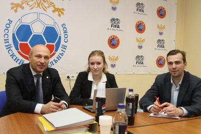 Состоялся экзамен на получение лицензии агента футболистов