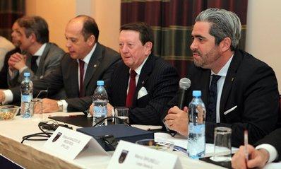 Саммит Восточно-европейских лиг и клубов в Москве