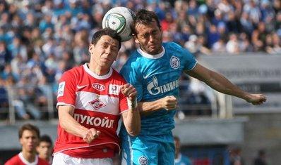 «Спартак» выиграл в Санкт-Петербурге