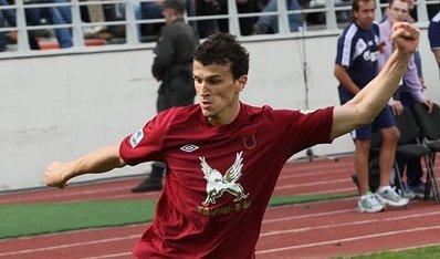 Ерёменко стал лучшим игроком 44-го тура