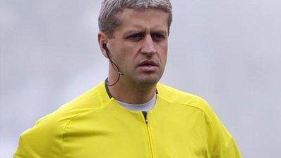 Станислав Сухина завершил карьеру арбитра
