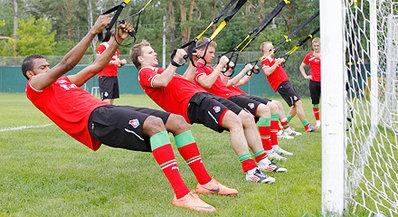 «Локомотив» провел первую после отпуска тренировку на базе в Баковке