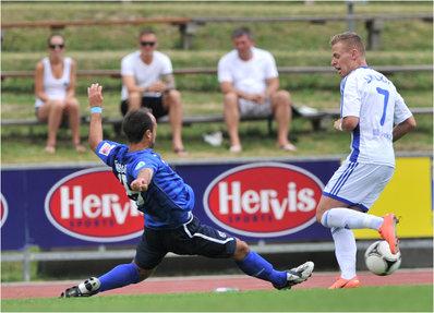 «Динамо» провело второй контрольный матч на сборе в Австрии