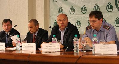 Безопасность – ключевой вопрос проведения футбольных матчей СОГАЗ-Чемпионата России