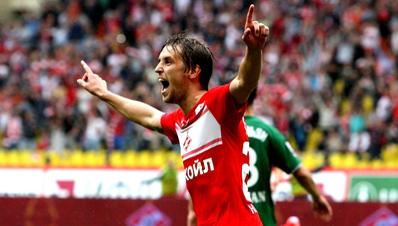 «Спартак» обыграл «Фенербахче» в первом матче плей-офф Лиги чемпионов