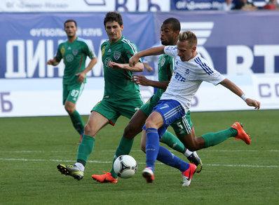 «Динамо» забило, но снова проиграло