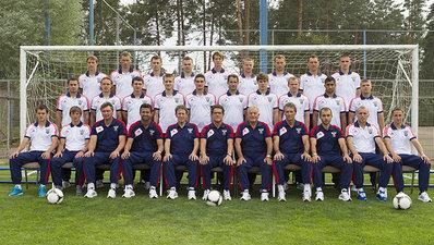 Фабио Капелло назвал расширенный список сборной России