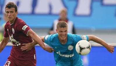 «Рубин» выиграл у «Зенита»