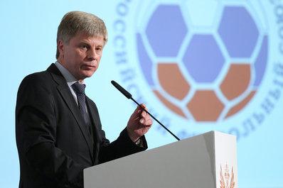 Николай Толстых стал новым президентом РФС