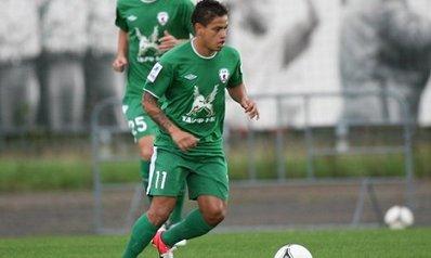 Карлос Эдуардо забил победный мяч «Рубина»