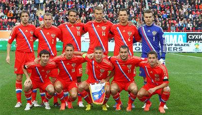 Фабио Капелло назвал окончательный состав сборной России