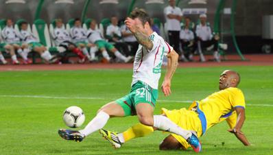 «Терек» побеждает «Ростов» и выходит на второе место