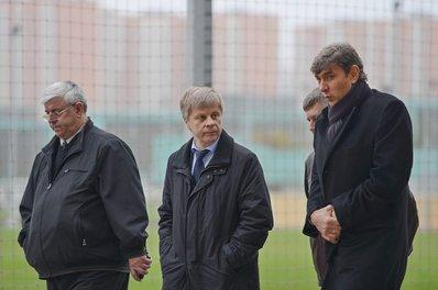 Президент РФС посетил Академию ФК «Краснодар»