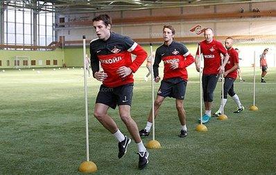 Билялетдинов и Ребров тренировались в общей группе