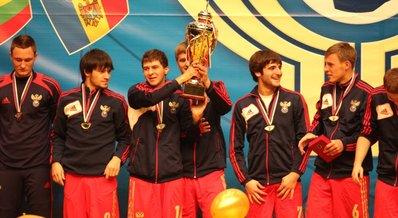 Поздравляем молодежную сборную России с победой в «Кубке Содружества»