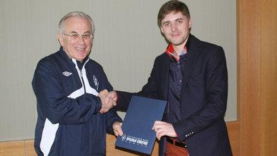 Гаджи Гаджиев официально стал тренером «Крыльев Советов»
