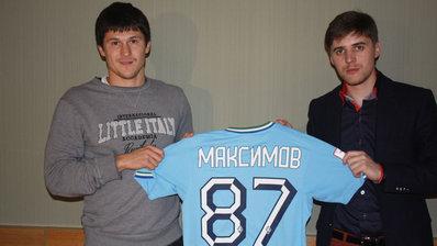 Илья Максимов – игрок «Крыльев Советов»