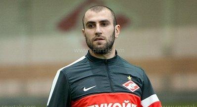 Мовсисян отличился в первом матче за «Спартак»