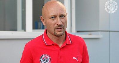 Рустем Хузин официально стал главным тренером «Амкара»