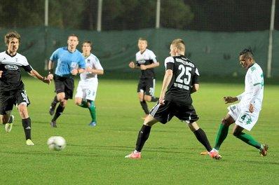 «Краснодар» потерпел первое поражение в 2013 году