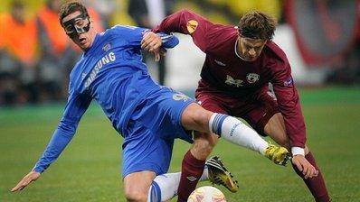 «Рубин» обыграл «Челси», но выбыл из Лиги Европы