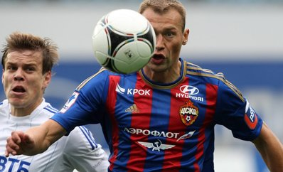ЦСКА против серии «Динамо»