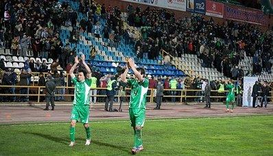 Поздравляем «Томь» с выходом в Премьер-Лигу
