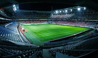 Ущерб стадионам в 11-м туре составил 2 500 рублей