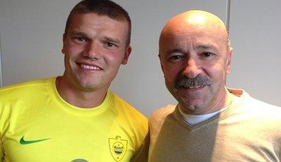 Игорь Денисов перешел в «Анжи»