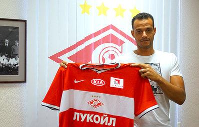 Жоао Карлос заключил контракт со «Спартаком»
