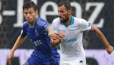 «Динамо» и «Зенит» сыграли вничью