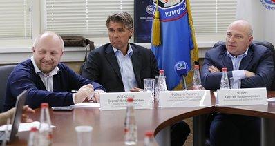 Сотрудничество судейского корпуса и Премьер-Лиги находится на высоте
