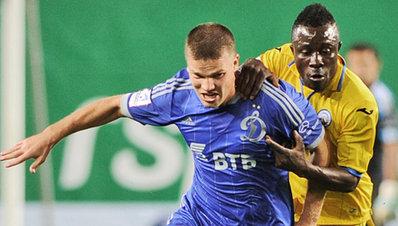 «Динамо» сыграло вничью с «Ростовом»