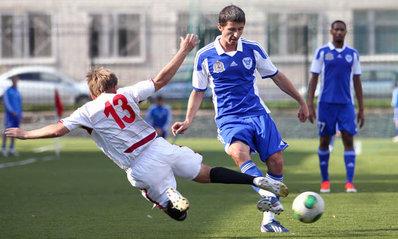 ФК «Волга» одержал победу в товарищеском матче