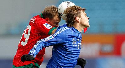 «Локомотив» обыграл «Динамо»