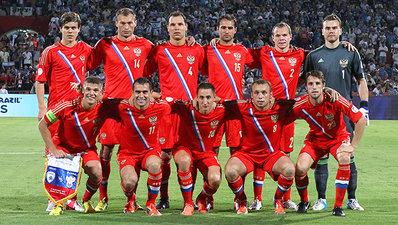 11 октября сборная России играет против Люксембурга