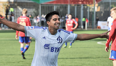 «Динамо» одержало победу в дерби