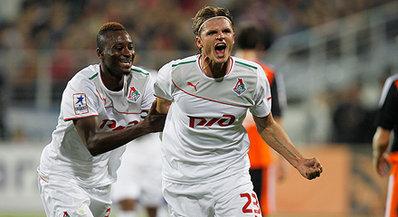Дмитрий Тарасов – лучший игрок «Локомотива» в сентябре