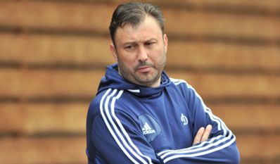Начальником команды назначен Дмитрий Балашов