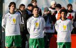 Акция «Профессиональный футбол против голода» прошла на высоком уровне