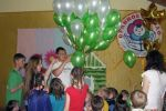 Бело-зеленый праздник детям!