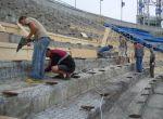 На «Петровском» продолжается ремонт