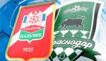 «Спартак» (Нч) - «Краснодар» 2:2 (0:0)