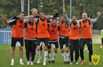 «Анжи» продолжает подготовку к матчу с «Томью»