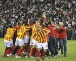 «Алания» вышла в плей-офф Лиги Европы